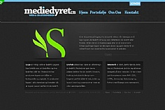 Mediedyret (screenshot)